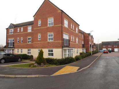 2 Bedrooms Flat for sale in Coopers Meadow, Keresley End, Coventry, Warwickshire