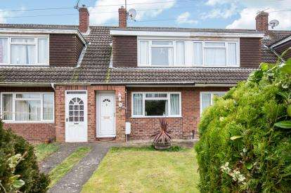2 Bedrooms Terraced House for sale in Beaumont Road, Cheltenham, Gloucestershire, Uk