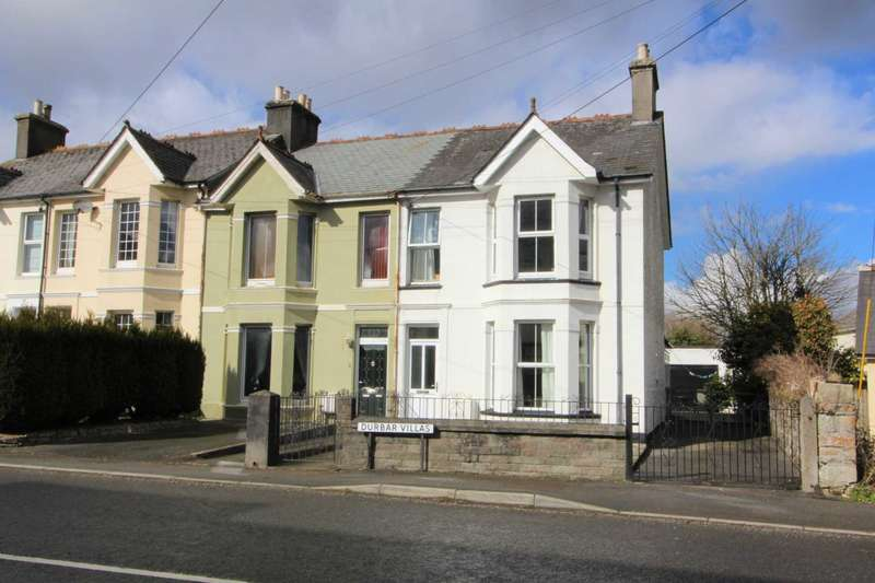 3 Bedrooms End Of Terrace House for sale in Kelly Bray, Callington. PL17