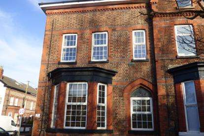 1 Bedroom Flat for sale in Crosby Road South, Seaforth, Liverpool, L21