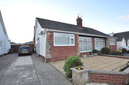 2 Bedrooms Bungalow for sale in Heywood Boulevard, Thingwall, Wirral, CH61