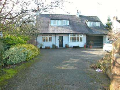 3 Bedrooms Detached House for sale in Parkgate Road, Parkgate, Cheshire, CH64
