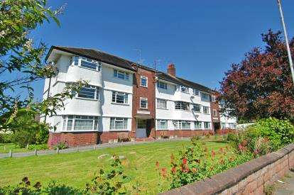 2 Bedrooms Flat for sale in Ludlow Court, Sandy Lane, West Kirby, Wirral, CH48