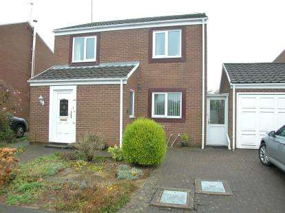 4 Bedrooms Detached House for sale in Broadlake, Willaston, Cheshire, CH64