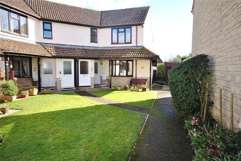 2 Bedrooms Retirement Property for sale in The Maltings, Chard, Somerset, TA20