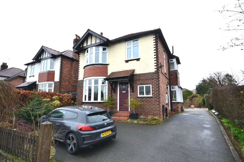 4 Bedrooms Detached House for sale in Ivy Road, Macclesfield