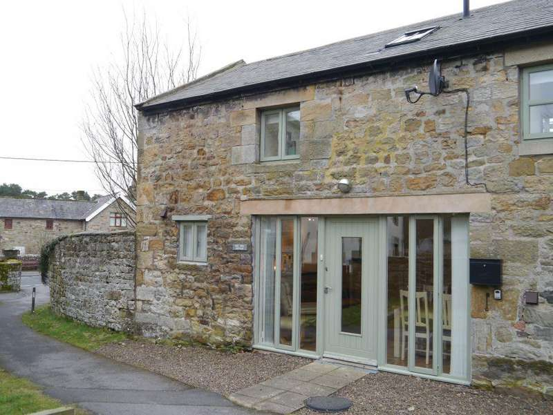 1 Bedroom End Of Terrace House for sale in Otterburn, Northumberland