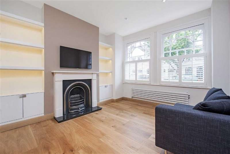 2 Bedrooms Flat for sale in Rosebury Road, Fulham, London, SW6