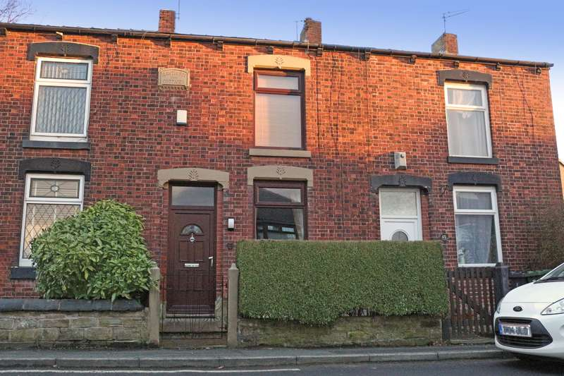 2 Bedrooms Terraced House for sale in Ney Street, Ashton-under-Lyne, OL7 9NL