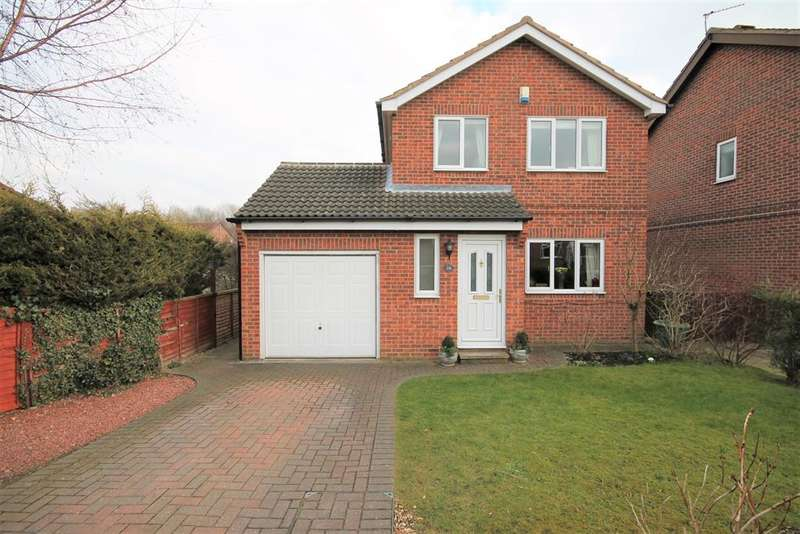 3 Bedrooms Detached House for sale in Deveron Way, York, YO24 2XH