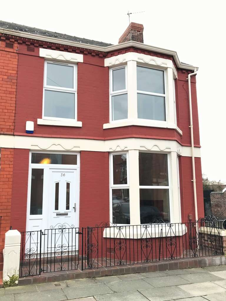 3 Bedrooms End Of Terrace House for sale in Fallowfield Road, Wavertree, Liverpool L15 5BW