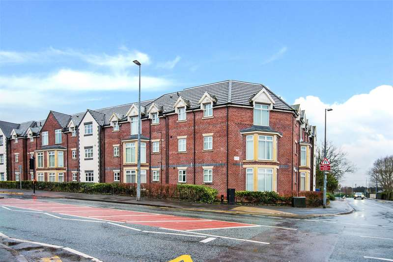 2 Bedrooms Flat for sale in Manchester Road, Swinton, Manchester, M27 9BA