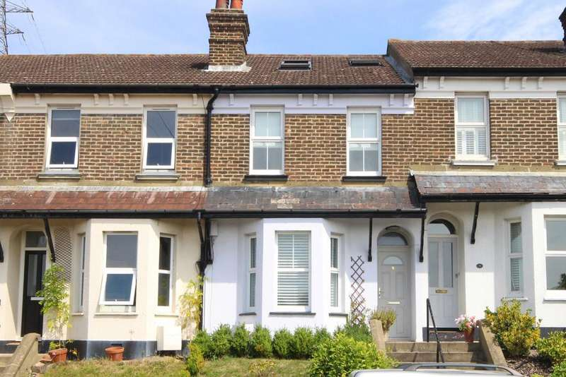 4 Bedrooms Terraced House for sale in Upper Beeding