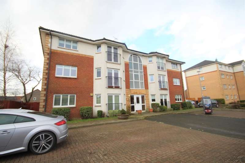 2 Bedrooms Flat for sale in Highgrove Road, Renfrew, PA4