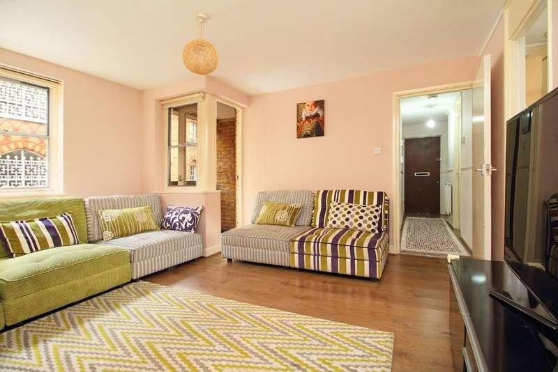 1 Bedroom Apartment Flat for sale in Rawstorne Street, EC1V 7PN