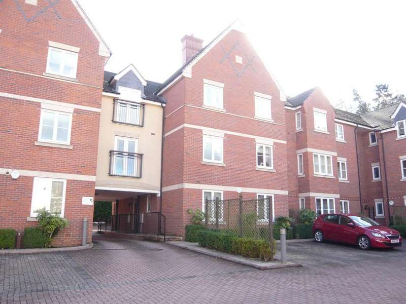 2 Bedrooms Ground Flat for sale in Fennyland Lane, Kenilworth