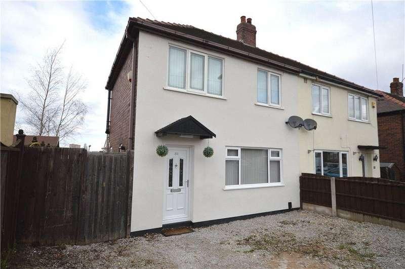 2 Bedrooms Semi Detached House for sale in Parkwood Road, Leeds