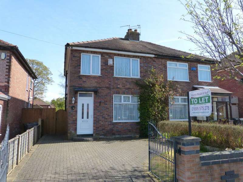 3 Bedrooms House for rent in Ryburn Road, Ormskirk, L39