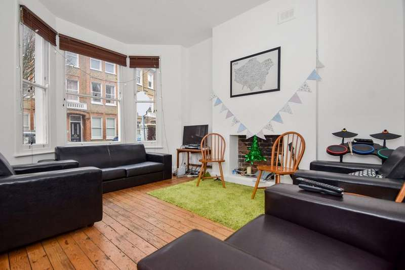 6 Bedrooms House for rent in Tremadoc Road, SW4