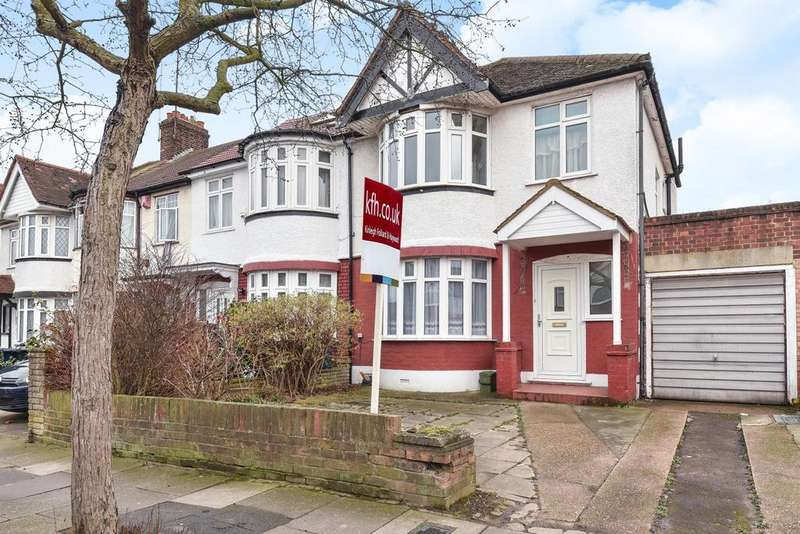 3 Bedrooms Semi Detached House for sale in Huxley Gardens, London