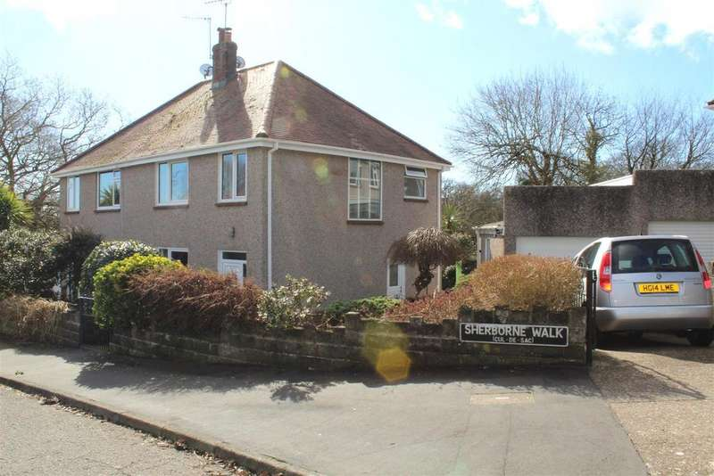 3 Bedrooms Semi Detached House for sale in Sherborne Walk, Blackpill