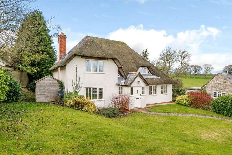 4 Bedrooms Detached House for sale in Lower Chicksgrove, Tisbury, Salisbury