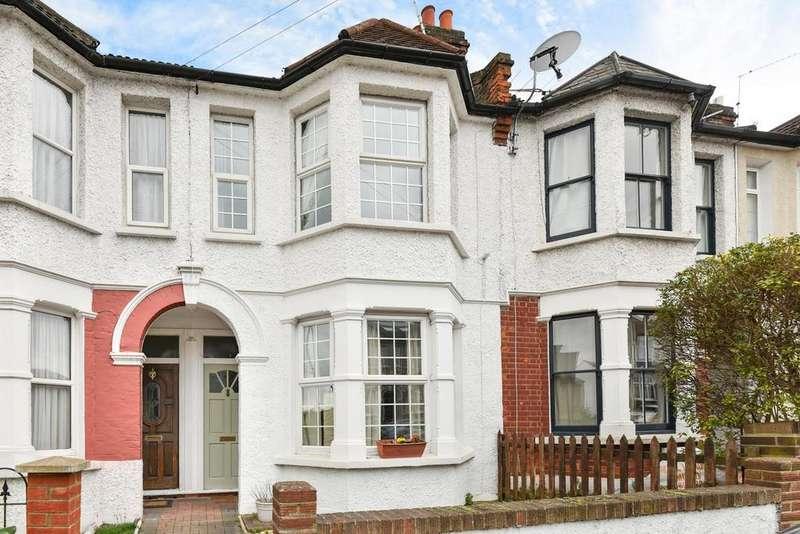 3 Bedrooms Terraced House for sale in Manwood Road, Brockley