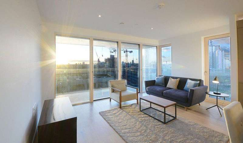 2 Bedrooms Flat for rent in Rutherford Heights, Rodney Road, London, SE17