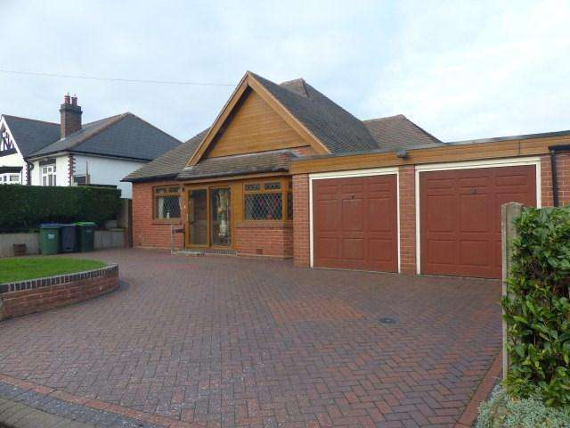 4 Bedrooms Detached Bungalow for sale in Charlemont Road,