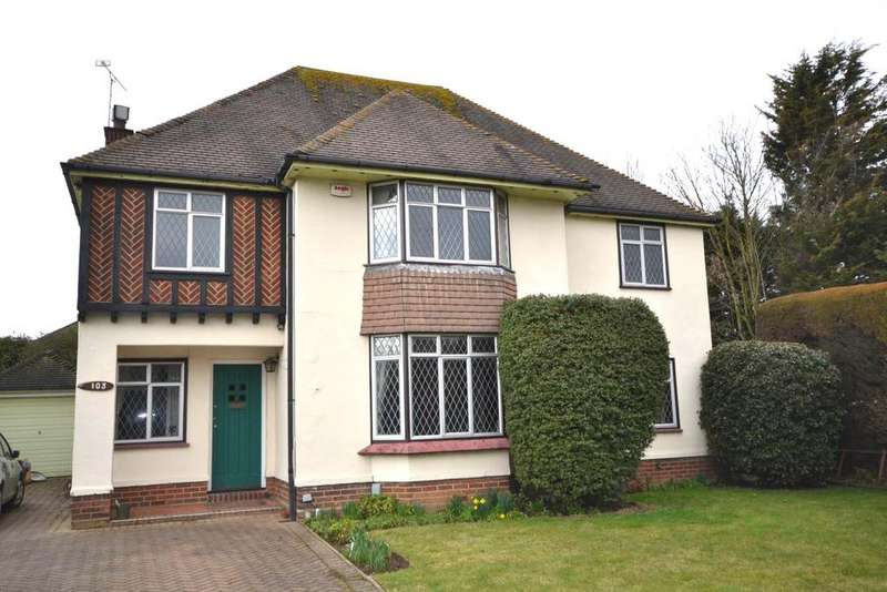 4 Bedrooms Detached House for rent in Shrub End Road, Colchester, Essex, CO3