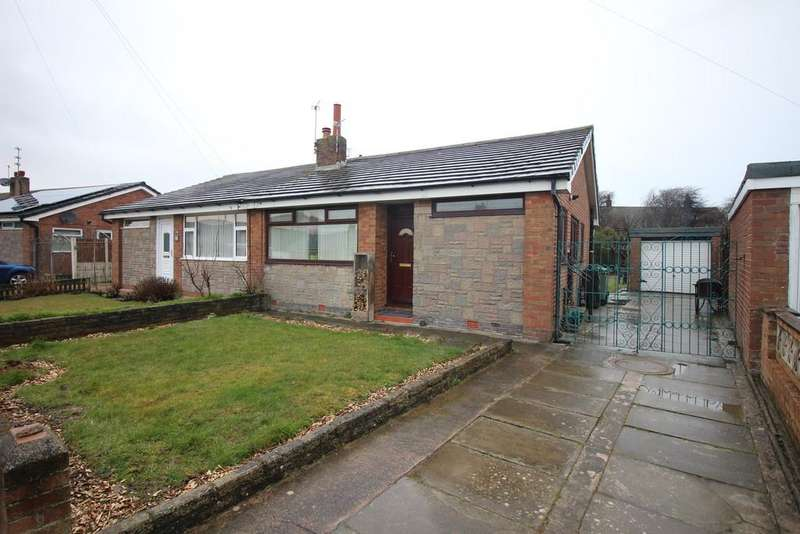 2 Bedrooms Semi Detached Bungalow for sale in Tees Court, Fleetwood