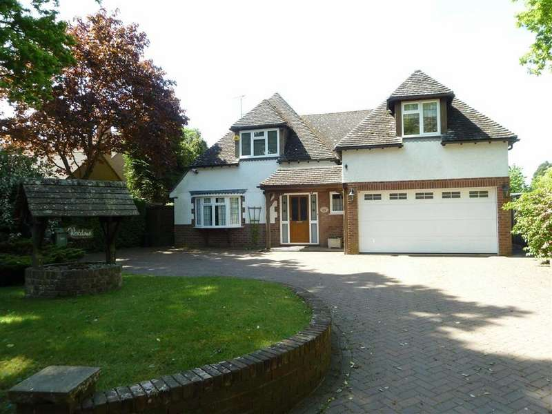 5 Bedrooms Detached House for sale in Tanners Lane, Chalkhouse Green, Chalkhouse Green Reading