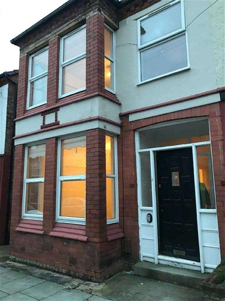 Terraced House for sale in Wyndham Road, Wallasey, Merseyside