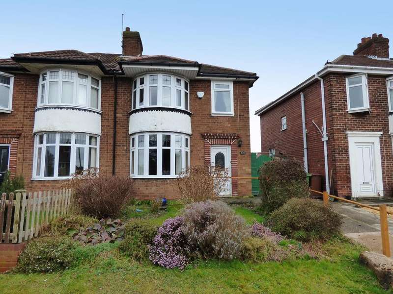 3 Bedrooms Semi Detached House for sale in 238 Longford Road, Cannock, WS11 1NE