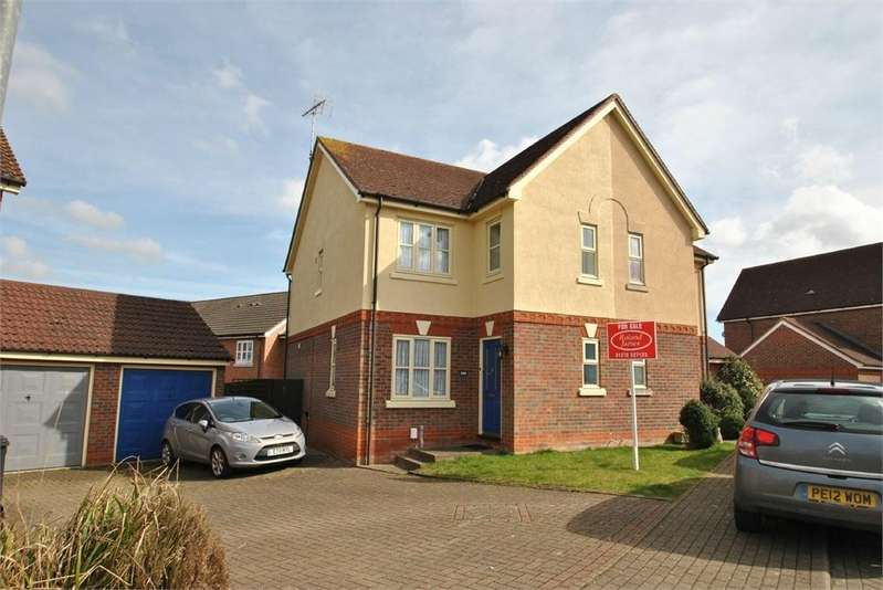 3 Bedrooms Semi Detached House for sale in Sun Lido Square Gardens, BRAINTREE, Essex