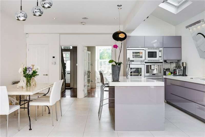 7 Bedrooms House for sale in Clapham Common North Side, Clapham, SW4