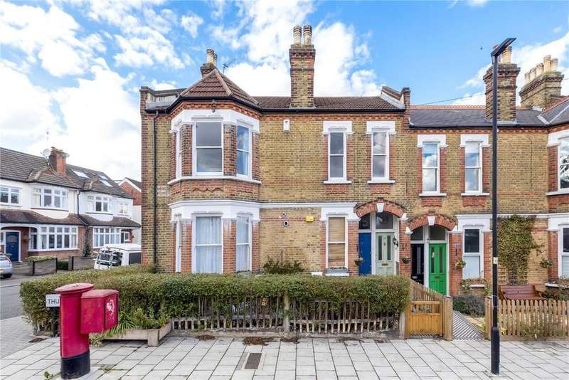 3 Bedrooms Maisonette Flat for sale in Thurlby Road, London, SE27