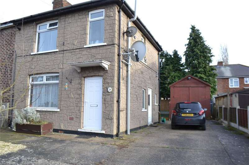 3 Bedrooms Semi Detached House for sale in Hempdyke, Scunthorpe, North Lincolnshire, DN15