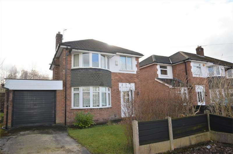 3 Bedrooms Detached House for sale in Hawthorn Close, Timperley, ALTRINCHAM, Cheshire