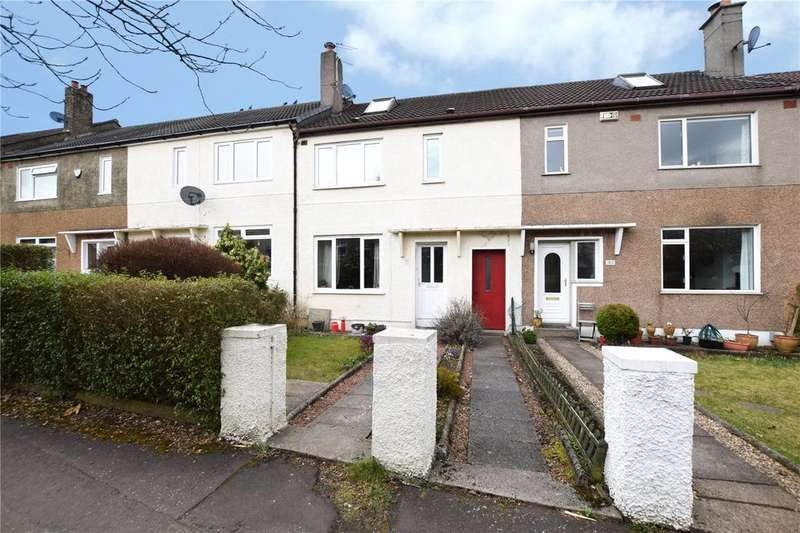 4 Bedrooms Terraced House for sale in Churchill Drive, Broomhill, Glasgow