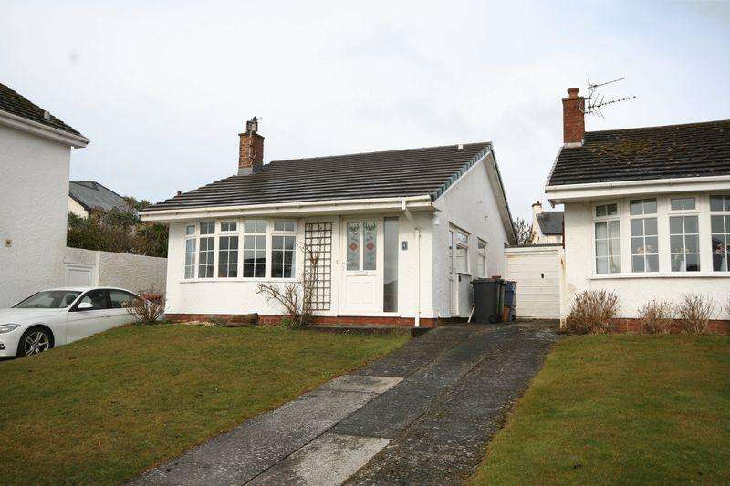2 Bedrooms Semi Detached Bungalow for sale in Rhosneigr