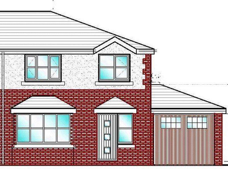 3 Bedrooms Semi Detached House for sale in Plot 1 Orchard Gardens, Orchard Avenue, New Longton