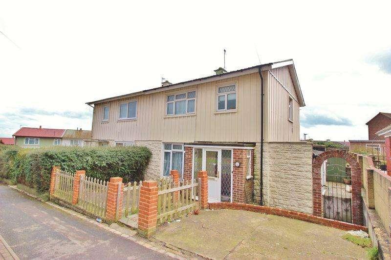 3 Bedrooms Semi Detached House for sale in Elkstone Road, Paulsgrove