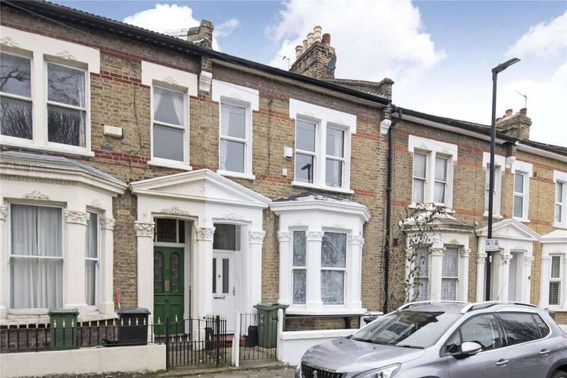 2 Bedrooms Flat for sale in Andalus Road, London, SW9
