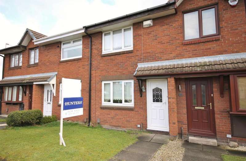 2 Bedrooms Town House for sale in Eltham Close, Widnes, WA8 3RG