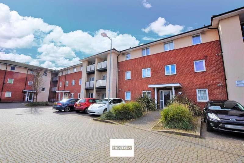2 Bedrooms Flat for sale in Medici Close, Ilford, IG3