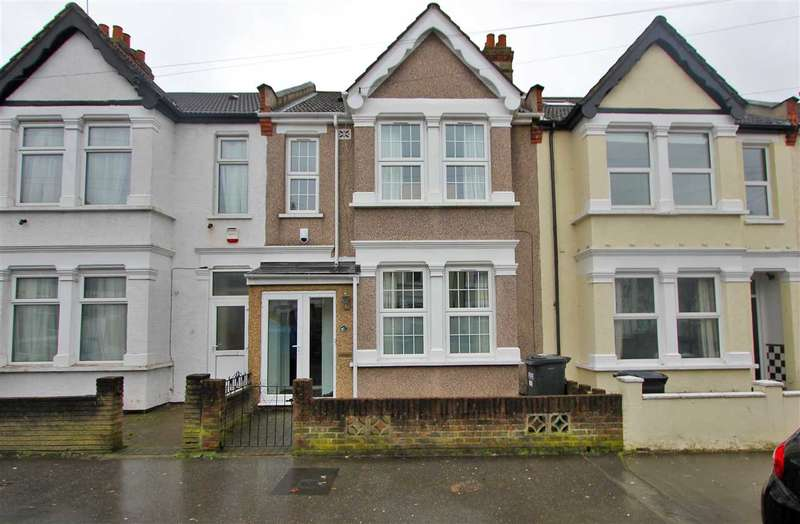3 Bedrooms Terraced House for sale in Beckford Road, Croydon