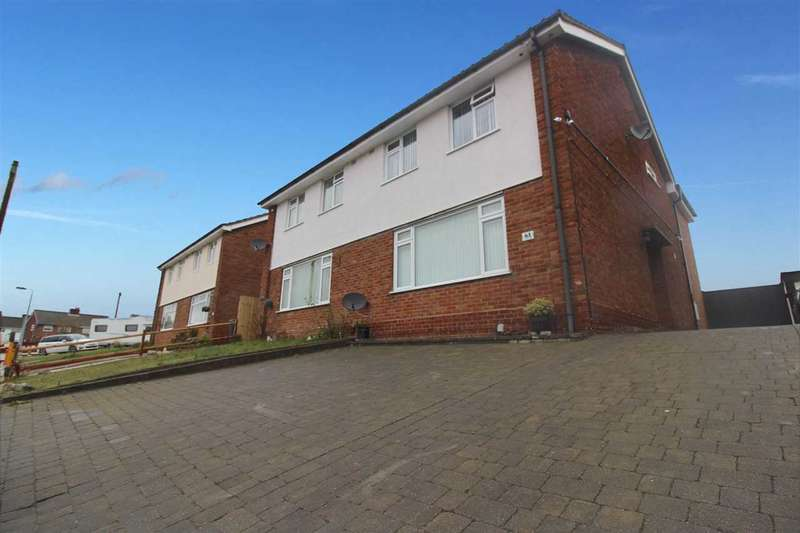 4 Bedrooms Semi Detached House for sale in Coral Drive, Ipswich
