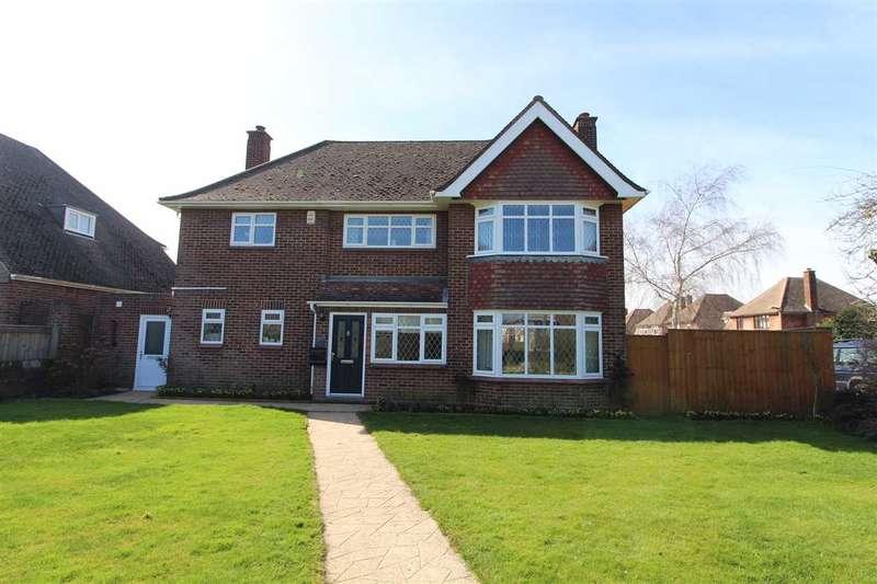 4 Bedrooms Detached House for sale in Henley Road, Ipswich