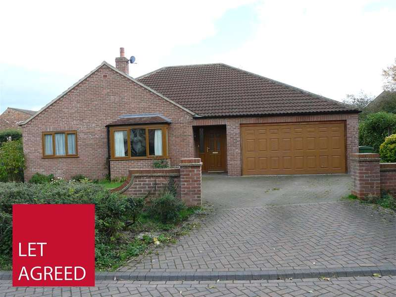 3 Bedrooms Detached Bungalow for rent in The New Bungalow, Forge Close, Melbourne
